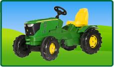 Tractors en aanhangers