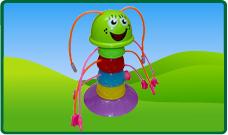 Tuinslangspeelgoed