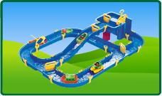 Waterbanen