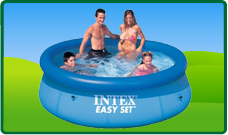 Intex Easy Set Zwembaden
