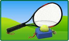 Tennis en badminton