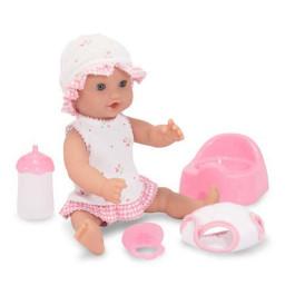 Melissa & Doug - Babypop Annie met accessoires