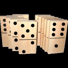 Giant Domino 15x7cm