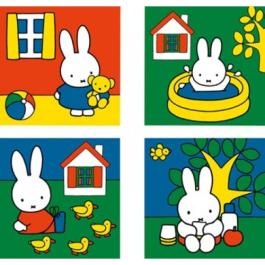 puzzle nijntje (6, 9, 12, 16)