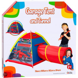 Garage Tent and Tunnel