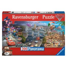 Ravensburger - Cars de Wereld Rond (200XXL)