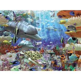 Ravensburger Puzzel - Leven onder Water (3000)