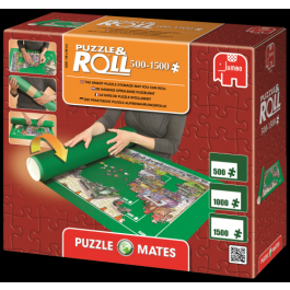 Jumbo - Puzzle Mates Puzzle & Roll 500-1500
