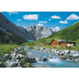 Ravensburger - Karwendelgebergte, Oostenrijk (1000)