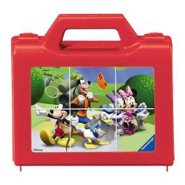 Mickey Mouse Blokkenpuzzel (6)