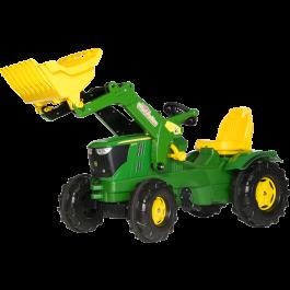 Rolly Toys - rollyFarmtrac John Deere 6210R met lader