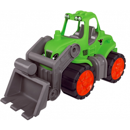 BIG Power Worker Traktor