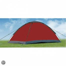 Yosemite koepeltent 2 pers Rood