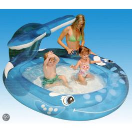 Intex Zwembad Walvis met Sproeier - (57435)