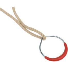 KBT Metalen Turnringen met PH touw
