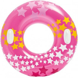 Intex Zwemband 91cm - Star Roze - (59256)