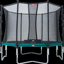 BERG Favorit 380 + Safety Net Comfort - Groen
