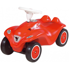 BIG New Bobby Car Loopauto Rood