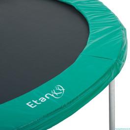 Basic 10 randkussen 305 cm groen