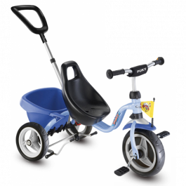 PUKY driewieler Touring Blauw CAT 1S