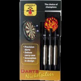 Longfield Darts Nickelsilver