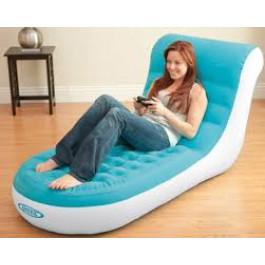 Opblaasbare Lounge Stoel.Intex Opblaasbare Lounge Stoel Splash 68880
