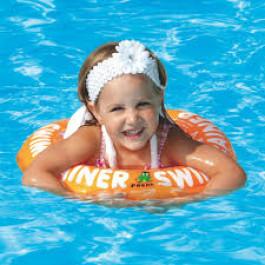 Freds Zwemtrainer Oranje 2-6 jaar / 15-30 kg