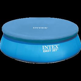 Intex Easy Set Pool Afdekzeil Ø 457 cm - (28023)