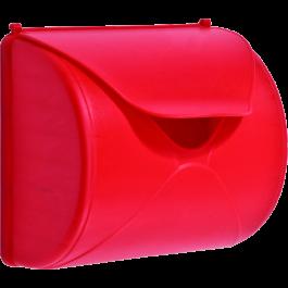 Kinderbrievenbus Rood