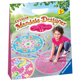 Outdoor Mandala Fairy Dreams