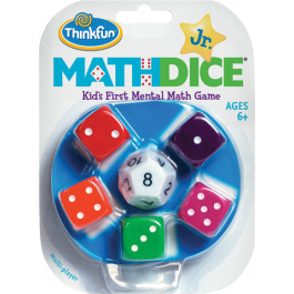 Math Dice Junior thinkfun