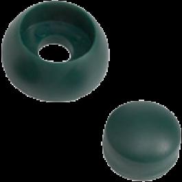 KBT - Kunststof Afdekdop voor Bouten - 8/10 mm Groen