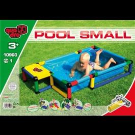 Quadro zwembad klein