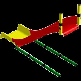 Quadro Modular Slide rood