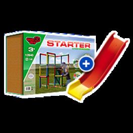 Quadro Starter + Modular Slide
