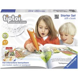 Ravensburger tiptoi - Starterset - boek boerderij + stift