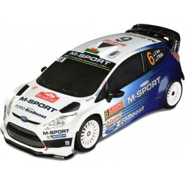Nikko RC Auto - Ford Fiesta 1:16