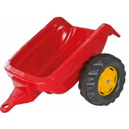 Rolly Toys - rollyKid Trailer rood
