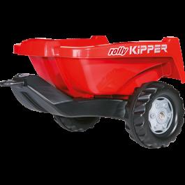 Rolly Toys - rollyKipper II rood