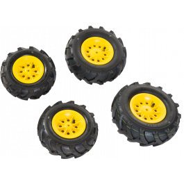 Rolly Toys - Luchtbanden 2x(325x110), 2x(310x95)