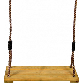 SwingKing Schommelzitje Geïmp. Grenen (150x420x25mm PPØ10)