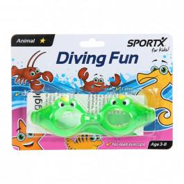 Kinder Zwembril - Kikker