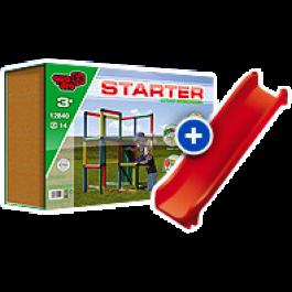 Quadro Starter + Integrated Slide