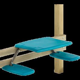KBT - Aanbouw picknicktafeltje met zitjes