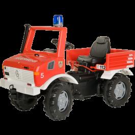 Rolly Toys - Brandweer Unimog 036639
