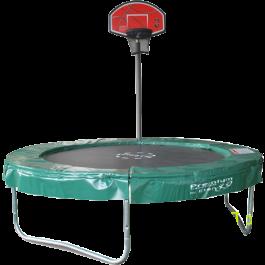 Topshot trampoline basketbalpaal