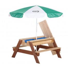 Axi Zand & Water Picknicktafel Nick incl parasol
