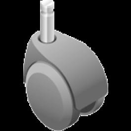 Quadro zwenkwiel zonder adapter