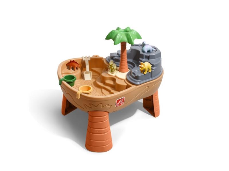 Zand Water Tafel : Step dino dig zand en watertafel