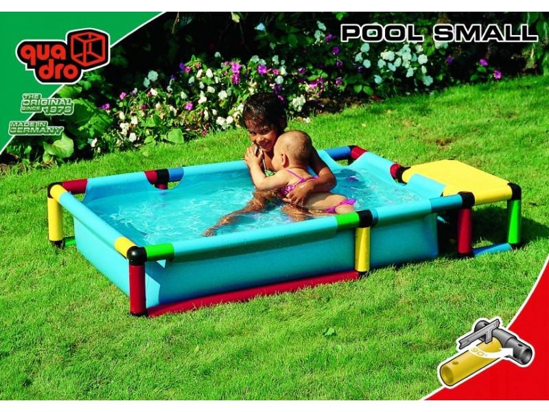 Quadro zwembad klein for Klein zwembad
